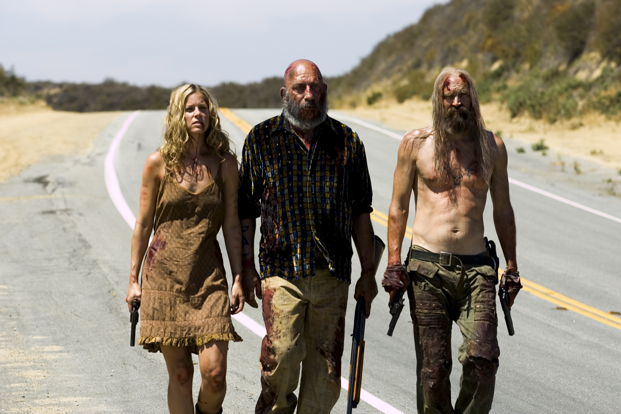 """The Devil's Rejects"", no hay dos sin tres. Fuente: www.miedoenlakeshore.com"