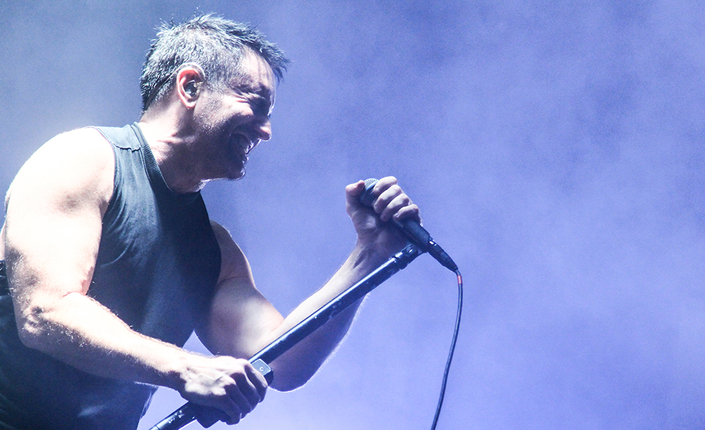 Nine Inch Nails. Primavera Sound 2014. Foto: Dani Cantó