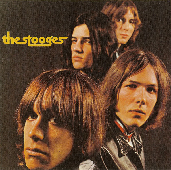"""The Stooges: """"The Stooges"""" (1969). Fuente: www.taringa.net"""