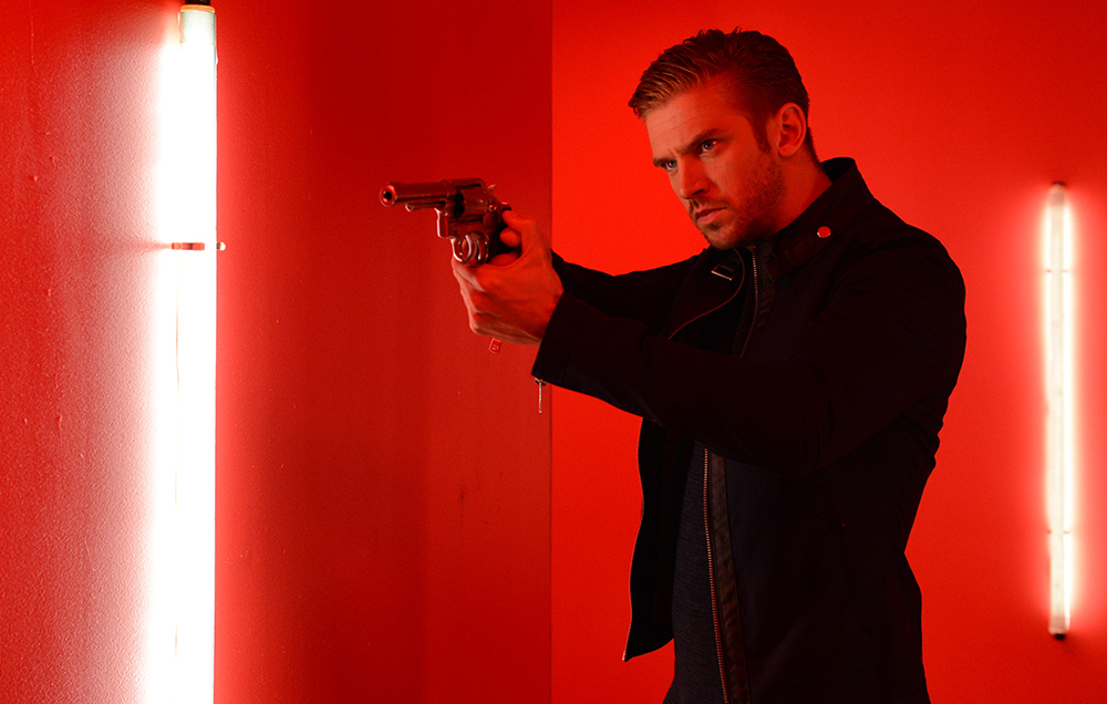 'The Guest'. Fuente: www.sitgesfilmfestival.com