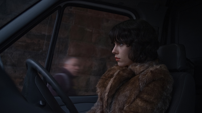 """Under the Skin"". Fuente: www.sitgesfilmfestival.com"