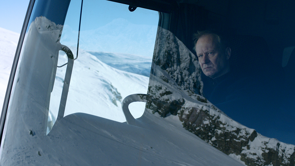 """In Order of Disappearance"". Fuente: www.sitgesfilmfestival.com"