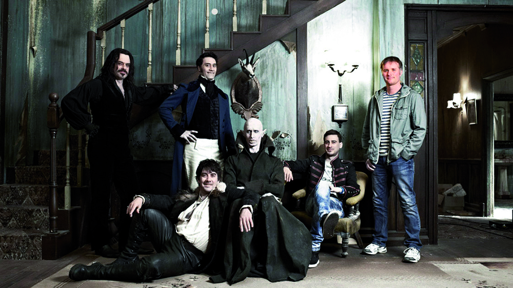 """What We Do in the Shadows"". Fuente: www.sitgesfilmfestival.com"