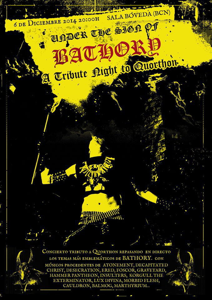 tributo a bathory