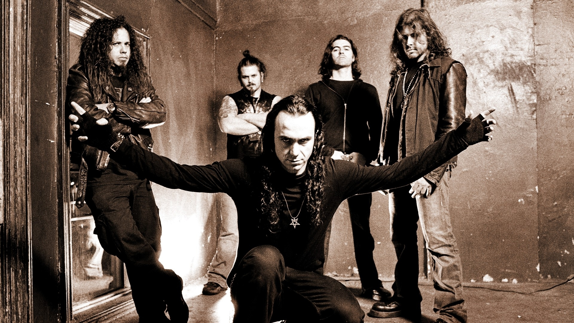 Moonspell. Fuente: www.metalcry.com