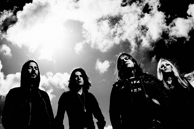 Electric Wizard. Fuente: www.spinefarm.fi