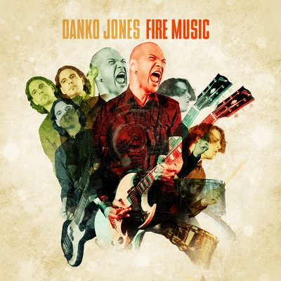 "Danko Jones. ""Fire Music"""