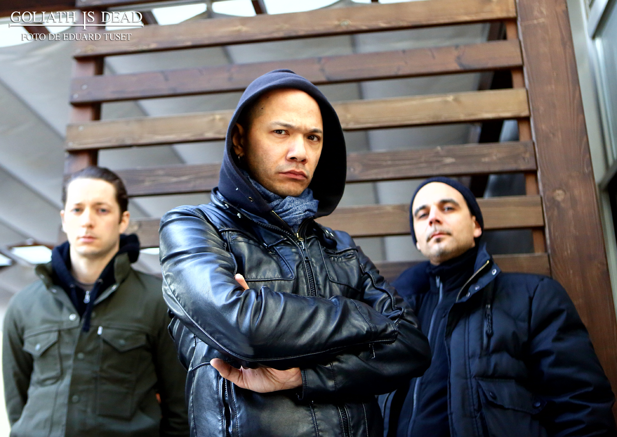 Danko Jones. Fire Music. Foto de Eduard Tuset