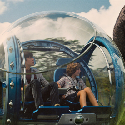 Jurassic World, de Scott Trevorrow