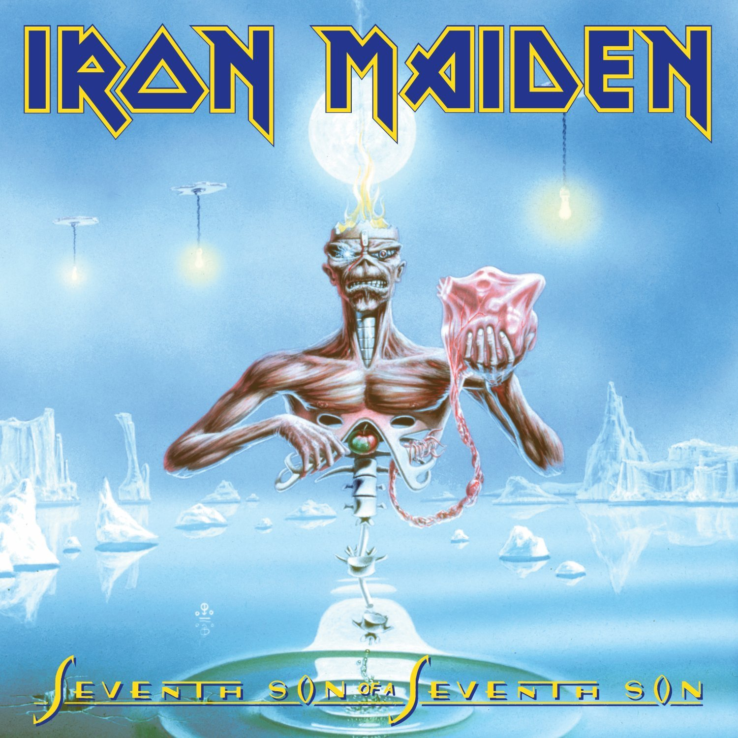 'Seventh Son of a Seventh Son' de Iron Maiden.