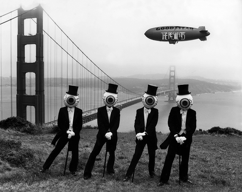 'The Theory of Obscurity: A Film About The Residents'