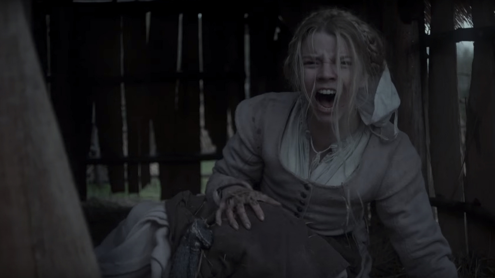'La bruja' ('The Witch'). Sitges 2015
