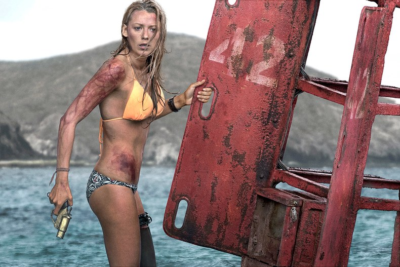 'Infierno azul' ('The Shallows')