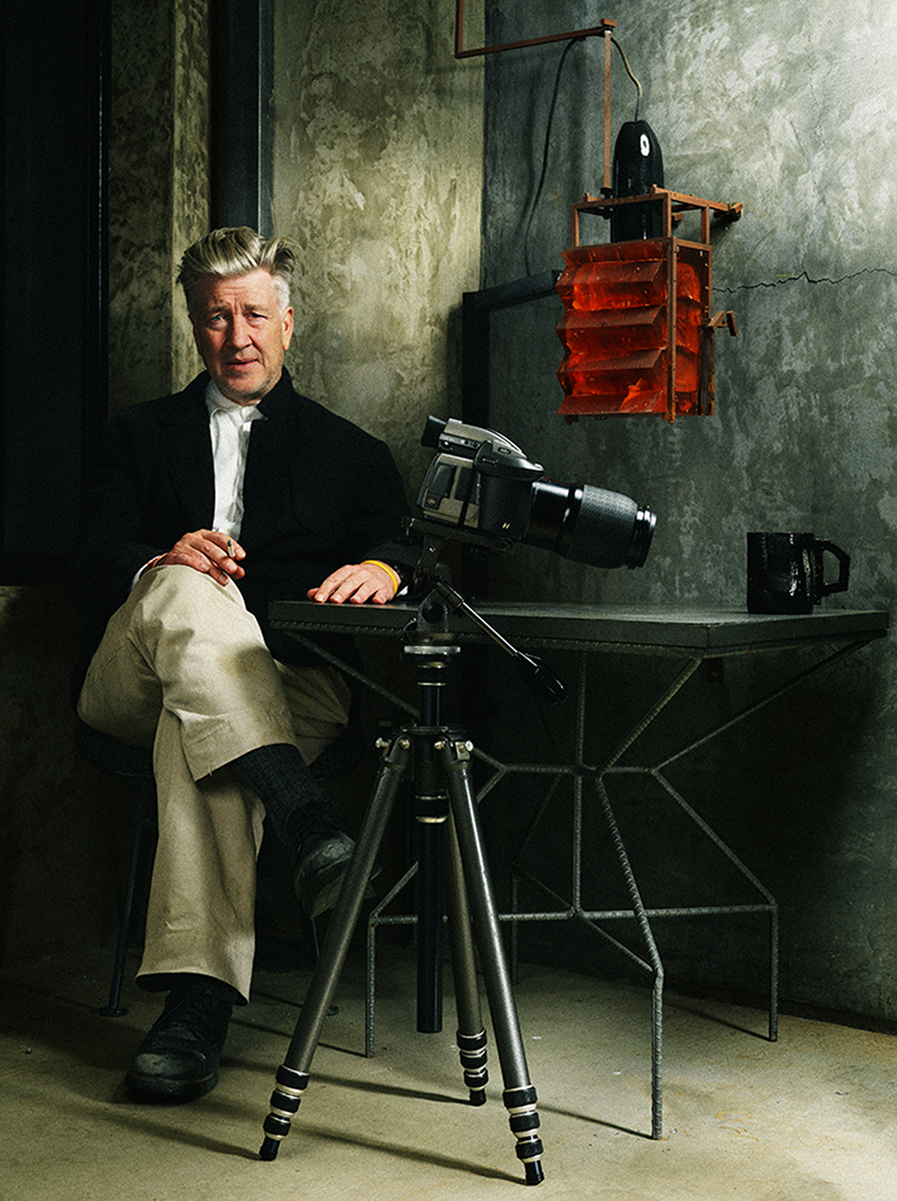 'David Lynch: The Art Life'