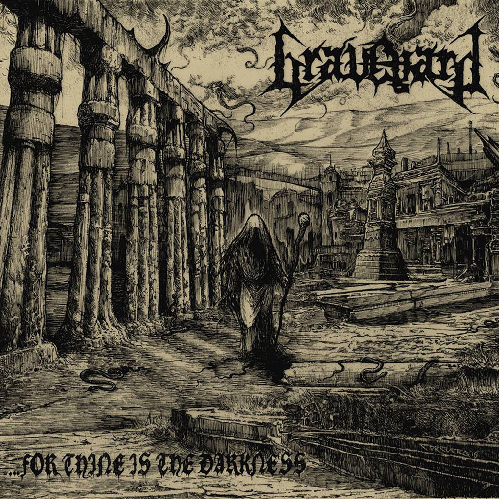 Graveyard '...For Thine is the Darkness'