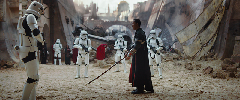 'Rogue One: Una historia de Star Wars'