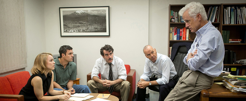 'Spotlight', de Tom McCarthy