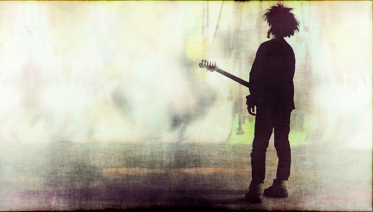 The Cure. Robert Smith
