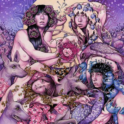 Baroness. Purple Album