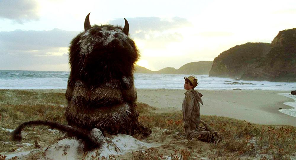 'Donde viven los monstruos', de Spike Jonze