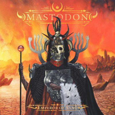 Mastodon. 'Emperor of Sand'