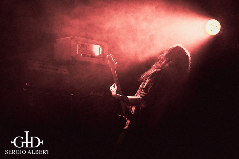 Unearthly Trance. Roadburn 2017