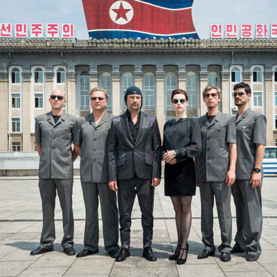 In-Edit. Liberation Day. Laibach