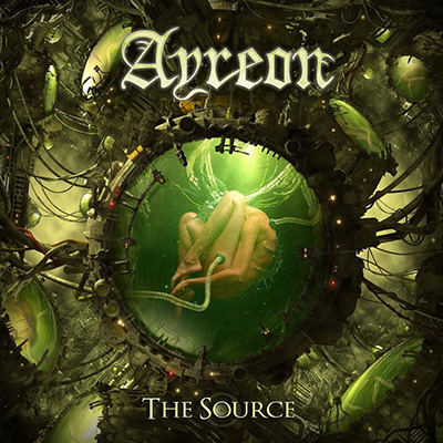 Ayreon. The Source