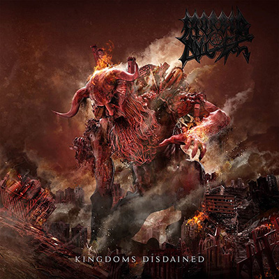 Morbid Angel. Kingdoms Disdained
