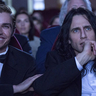 The Disaster Artist. James Franco