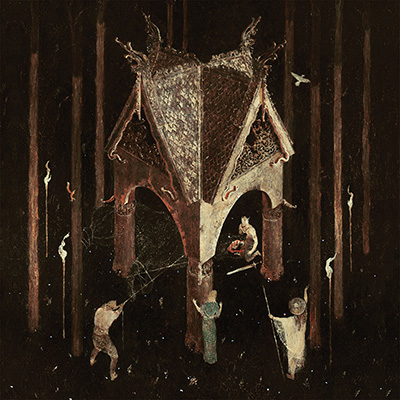 Wolves in the Throne Room. Thrice Woven