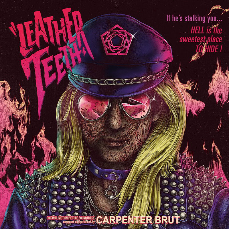 Carpenter Brut. Leather Teeth