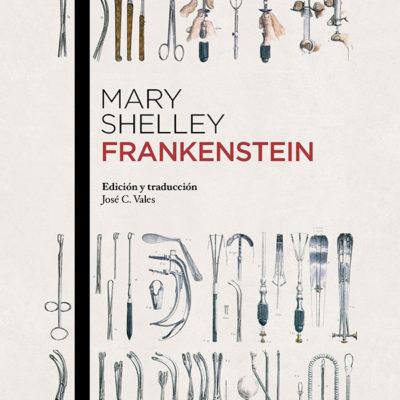 'Frankenstein', de Mary Shelley