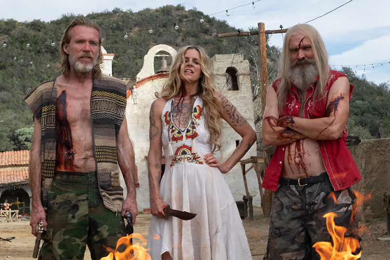 3 From Hell, de Rob Zombie.