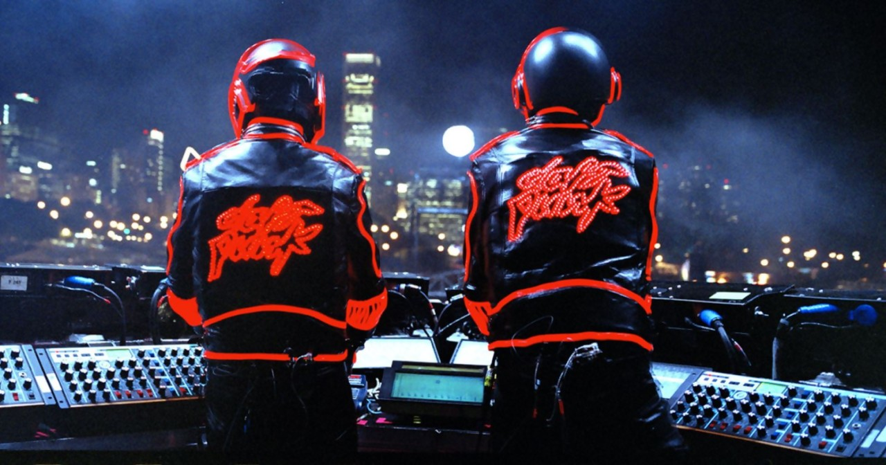 'Daft Punk Unchained'