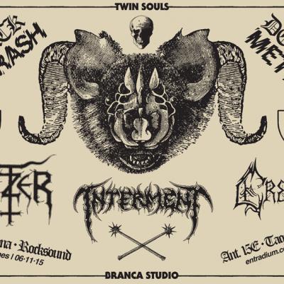 Poster concierto Ered