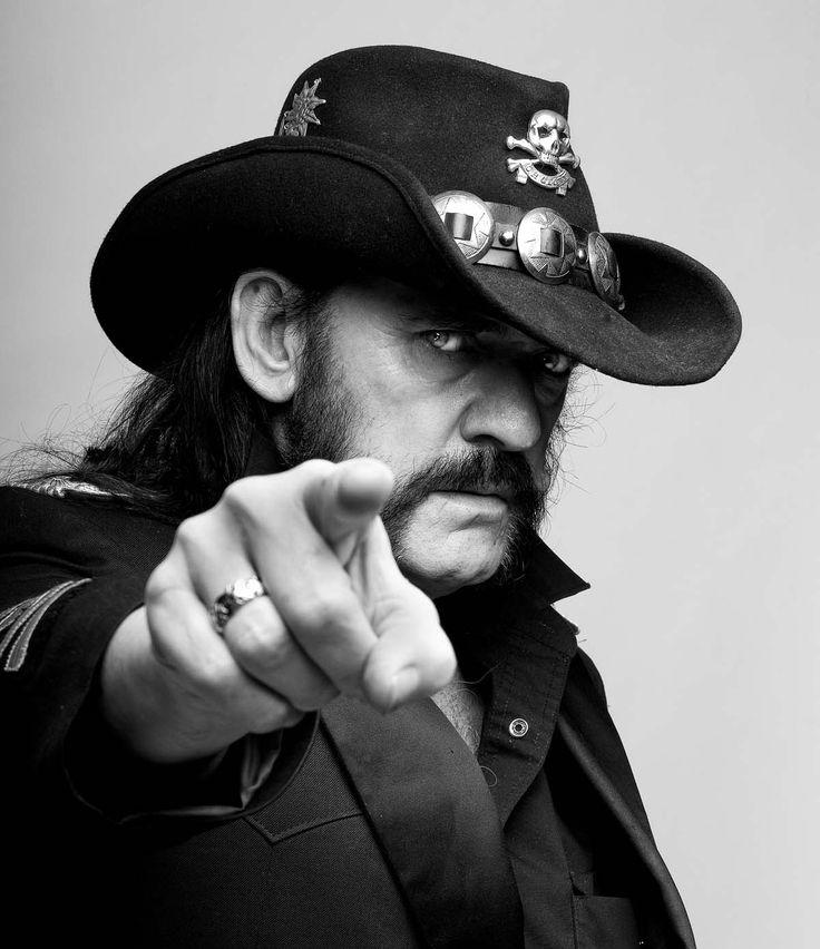 Lemmy Kilmister de Mötorhead
