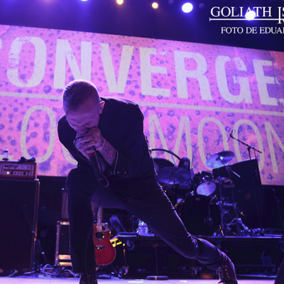 Converge y su set 'Blood Moon' en Roadburn 2016. Foto de Eduard Tuset.