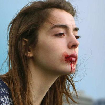 Garance Marillier en 'Raw', de Julia Ducournau