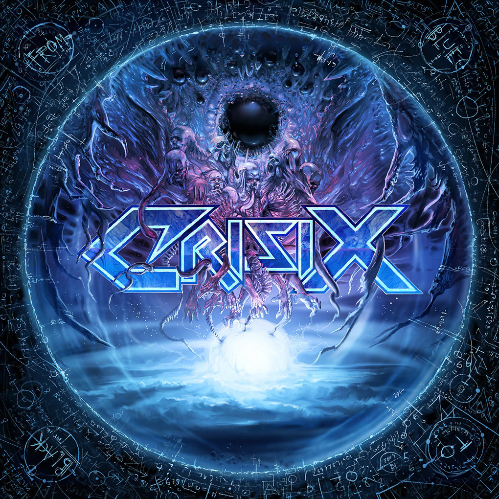 Crisix. 'From Blue to Black'