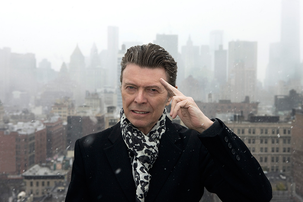 David Bowie. 'Blackstar'. Foto de Jimmy King