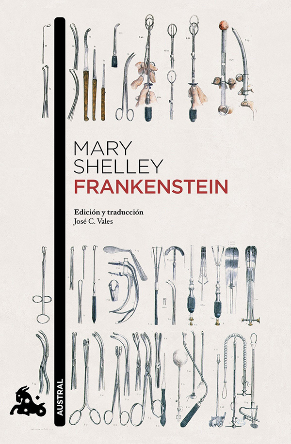 'Frankenstein', de Mary Shelley