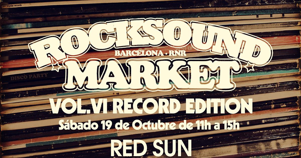 Rocksound Market Record Edition